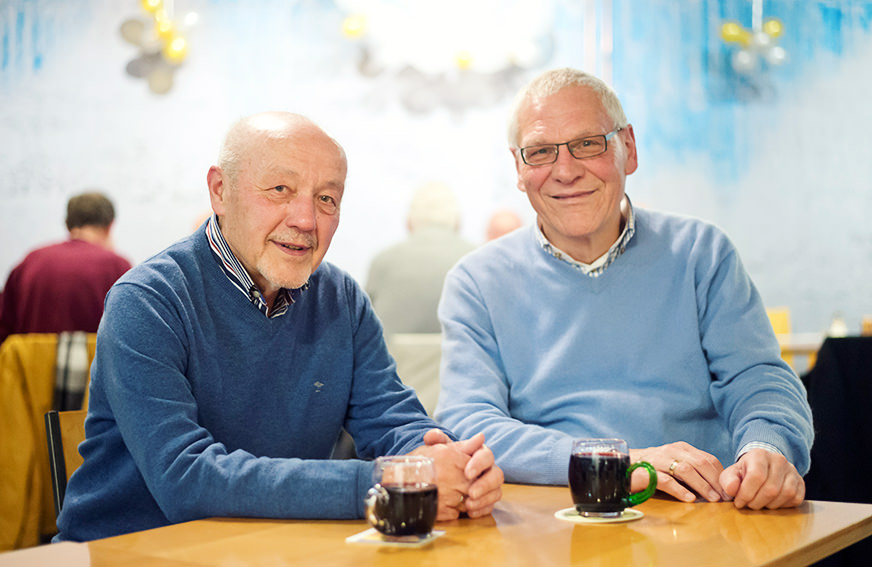 ältere Männer schwul