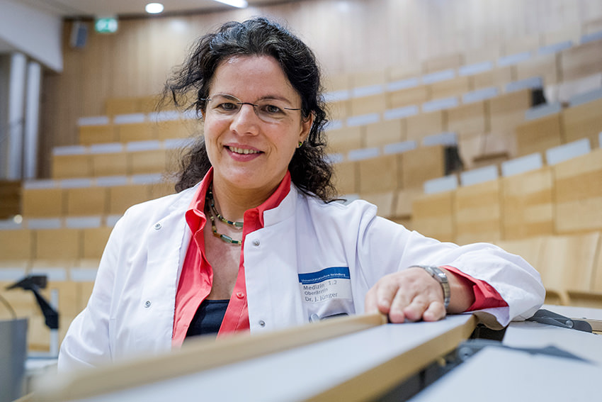 © Medizinische Universitätsklinik Heidelberg