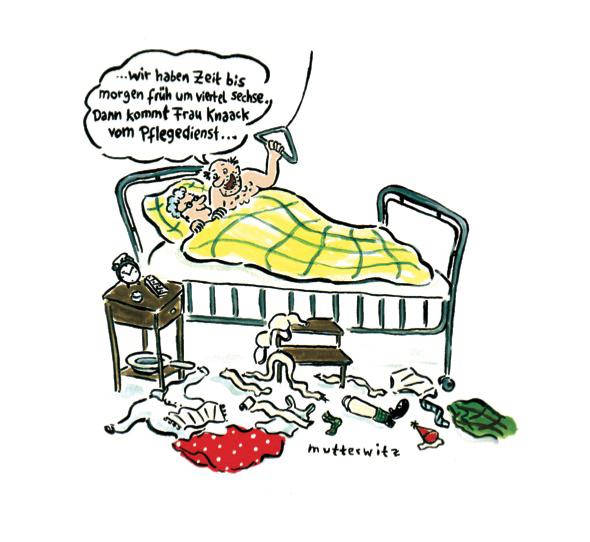 © Mutterwitz Cartoons