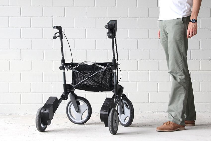 rollatoren mit antrieb igpmagazin ihre gesundheitsprofis. Black Bedroom Furniture Sets. Home Design Ideas
