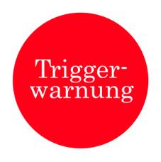 Diesen Button gibt es auf Internetseite, deren Inhalt etwa Menschen mit Panikattacken oder Opfer eines sexuellen Übergriffs retraumatisieren können.