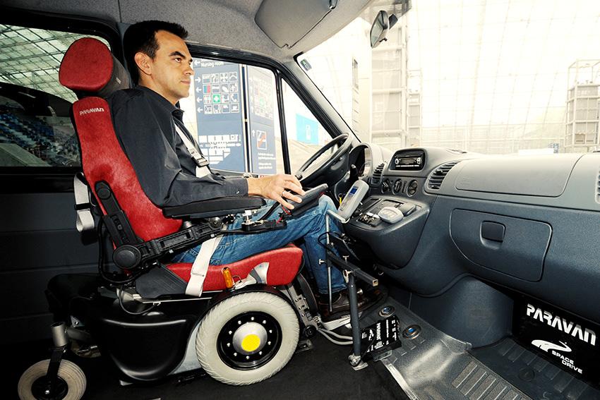 Das Auto Behindertengerecht Umbauen Igpmagazin Ihre Gesundheitsprofis