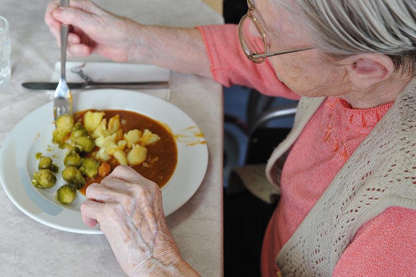 Keinen Appetit! Risiko Mangelernährung bei älteren Menschen