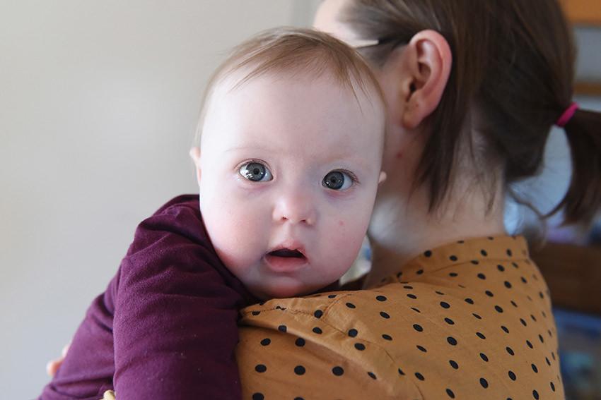 Im Zweifelsfall dagegen – Trisomie 21 führt meist zur Abtreibung
