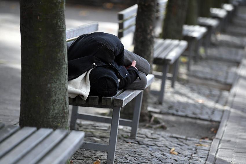 Ein Hospiz für Obdachlose