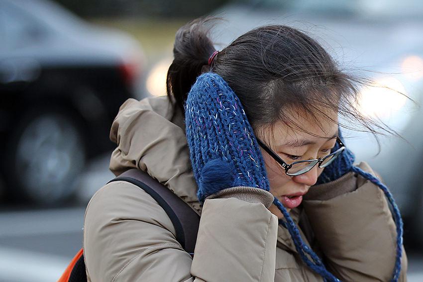 Kälte, Erregung, Krankheit?Darum zittern wir