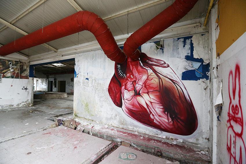 Warum das Herz bis zum Halse schlägt